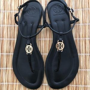 Tory Burch t-strap sandals